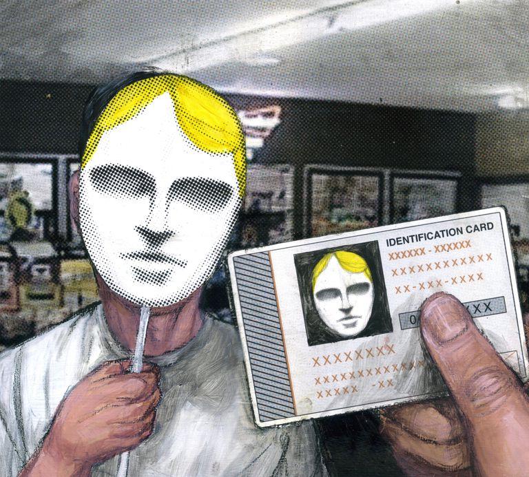 Fraudulent ID