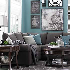 Los siete errores m s comunes al decorar la sala for Sala de estar larga