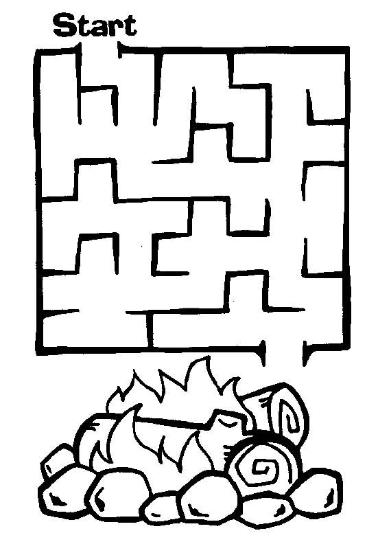 1000 Free Printable Mazes for Kids of All Ages – Maze Worksheets