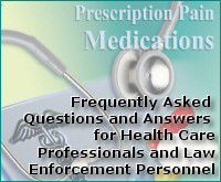 Prescription Pain Meds FAQ