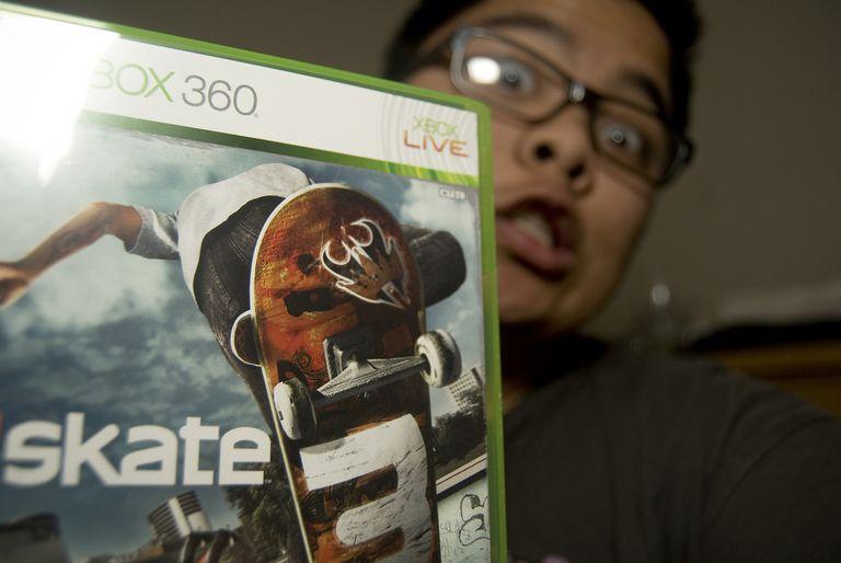 Skate 3 and me