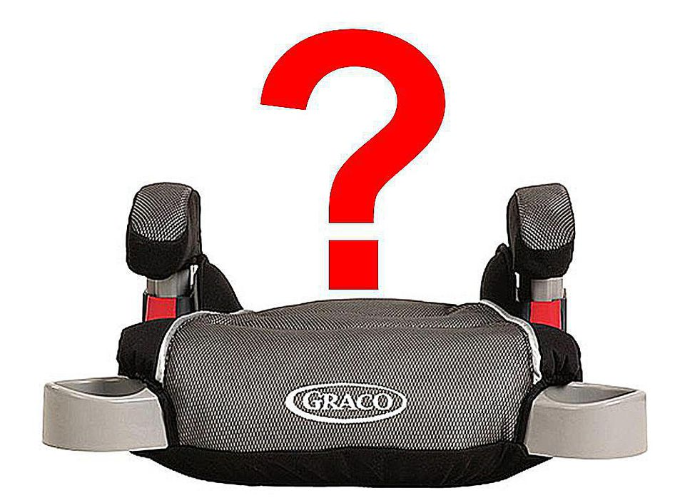 What's the Right Weight for a Booster Car Seat?