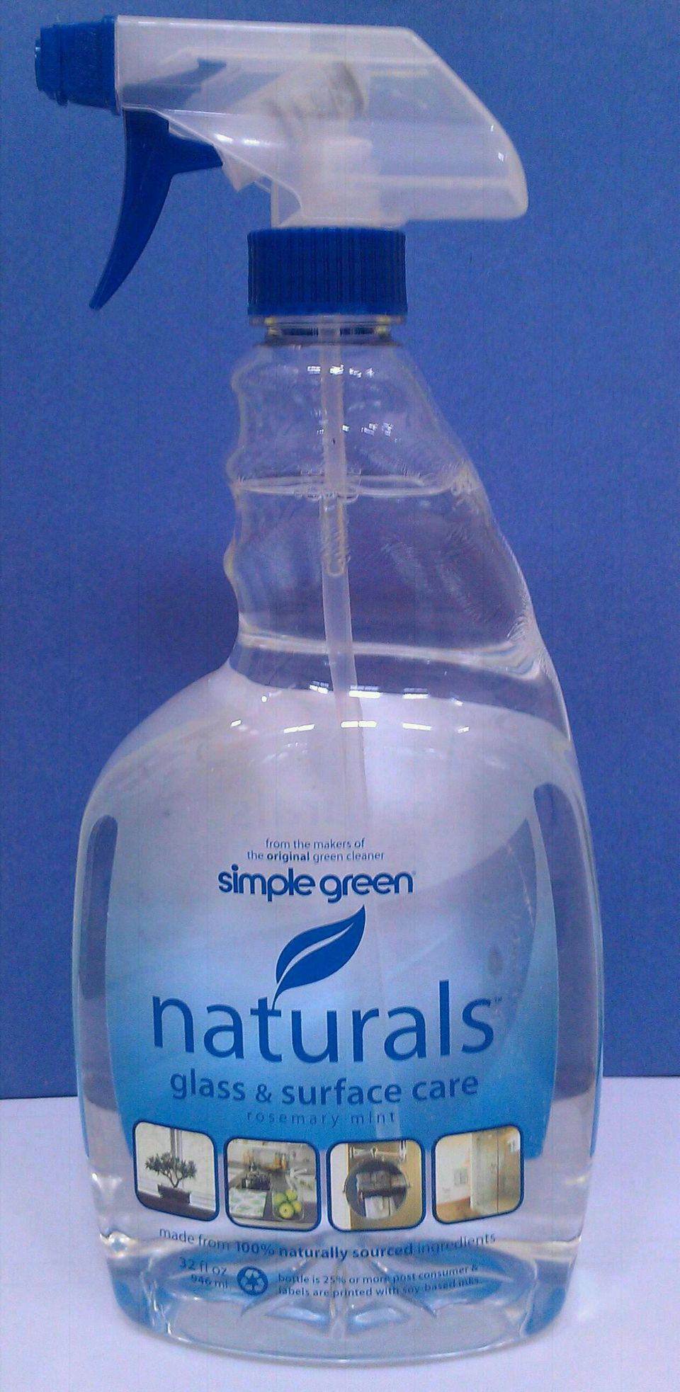 Simple Green Naturals Glass & Surface Care