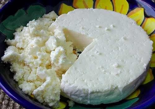 El queso fresco