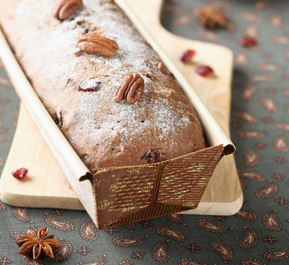 Honey-Spice Cake
