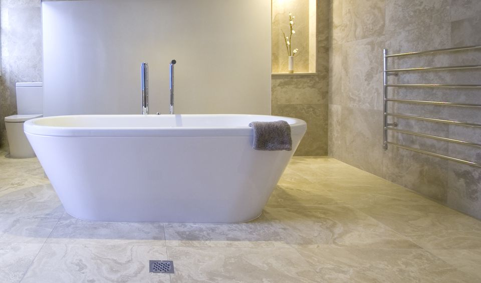 Five common materials used in bathtubs for Tub materials