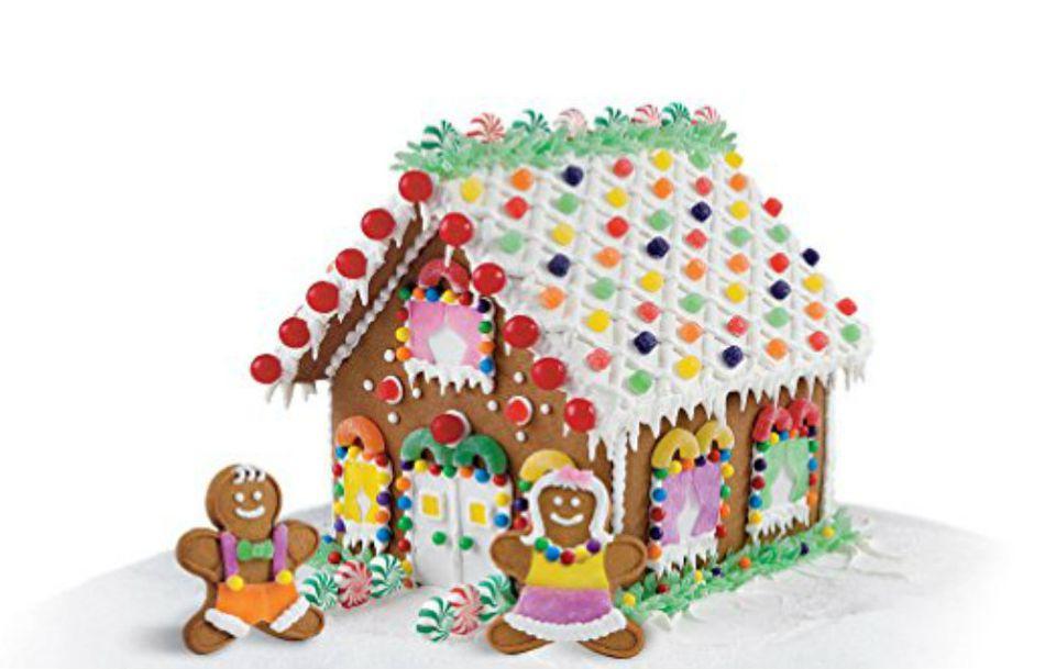 Wilton Giant Gingerbread House Kit