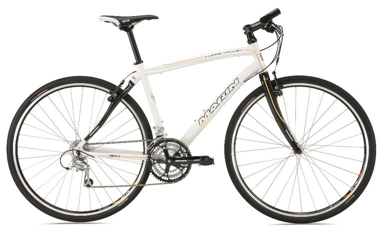 Marin Lucas Valley bicycle bike