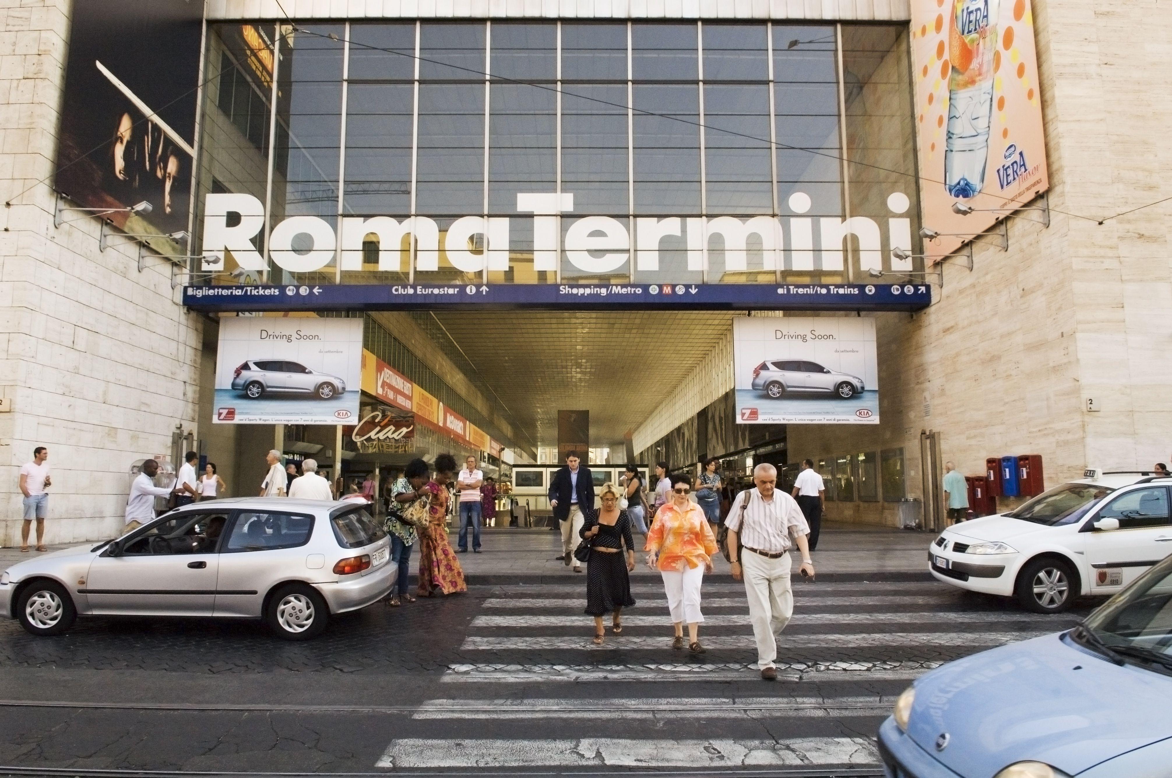 Family Hotels Near Termini Station Rome