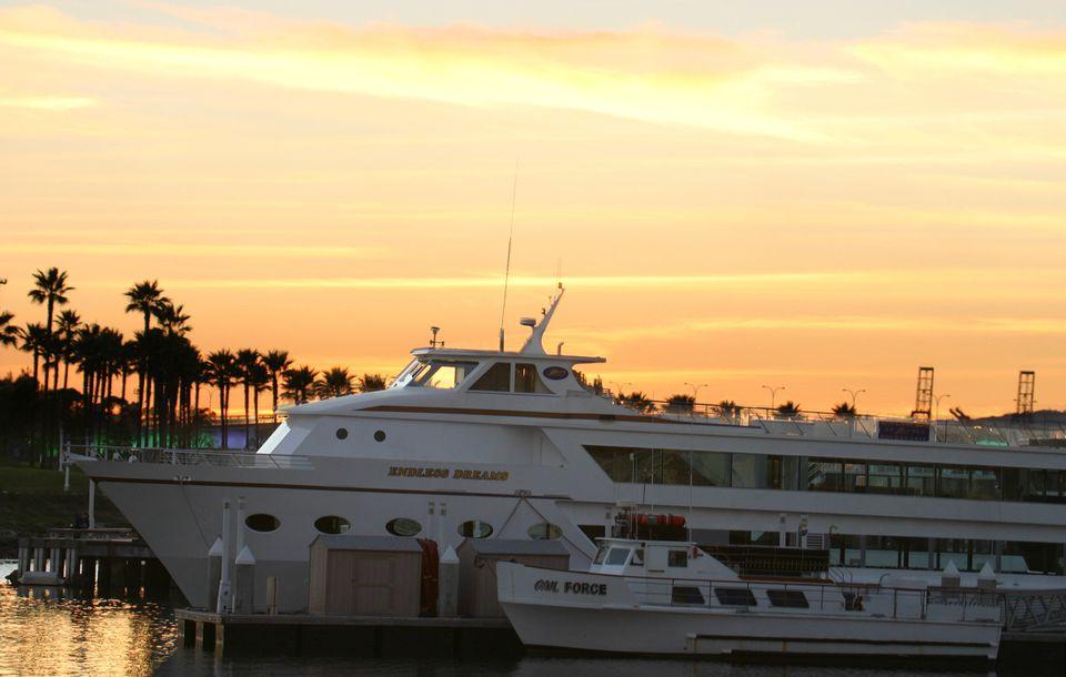 Rainbow Harbor, Long Beach
