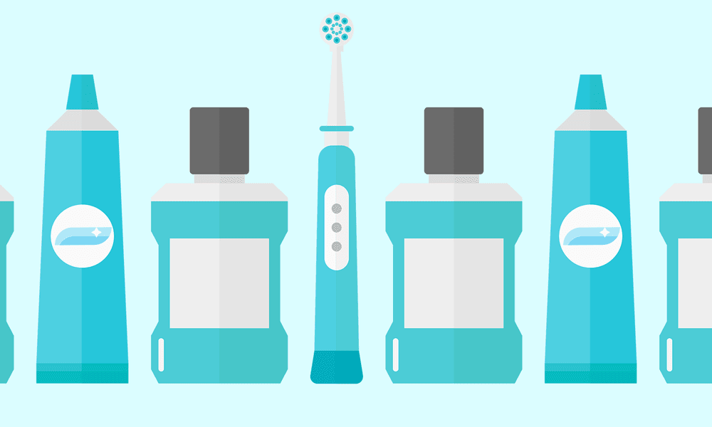 Mouthwash and dental hygiene products