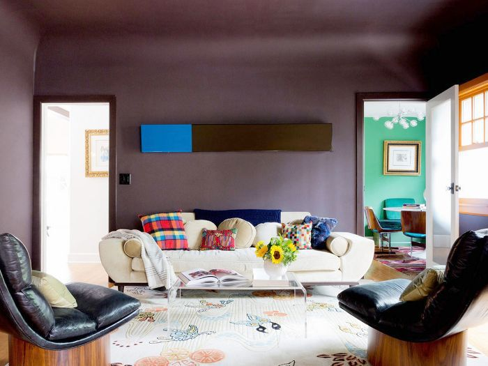 The 11 Best Purple Paint Colors To Add Boldness To Your Room
