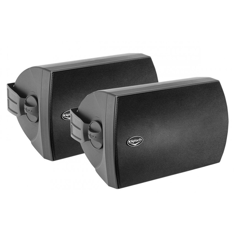 klipsch vs bose. klipsch aw-650 indoor/outdoor speaker vs bose