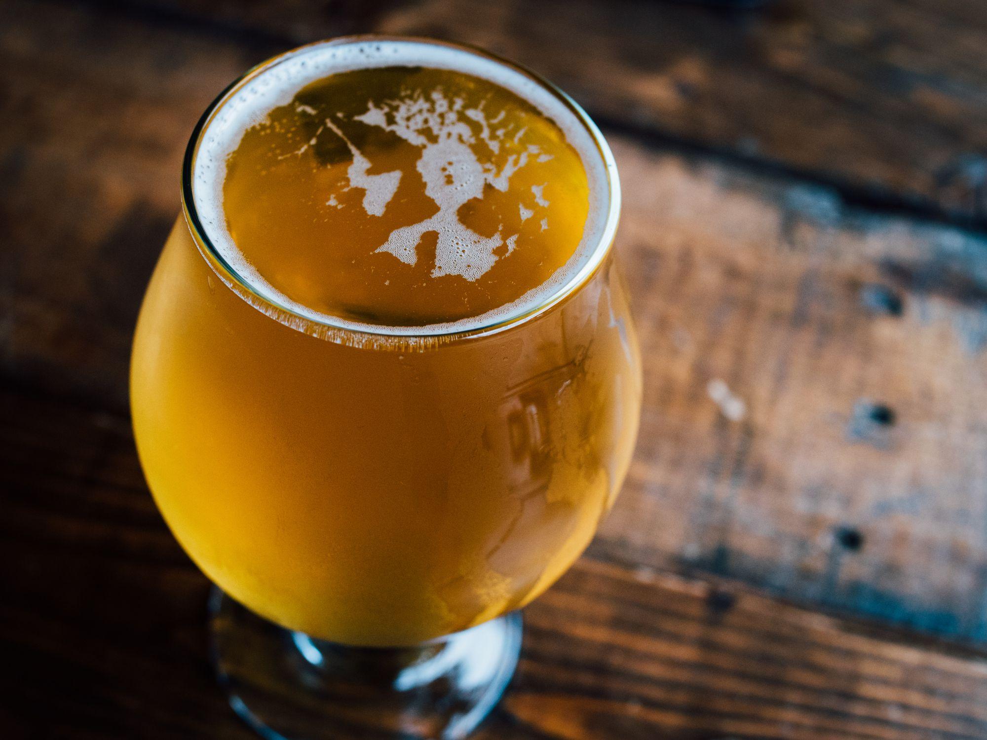 Is Tea Beer Healthier Than Traditional Beer