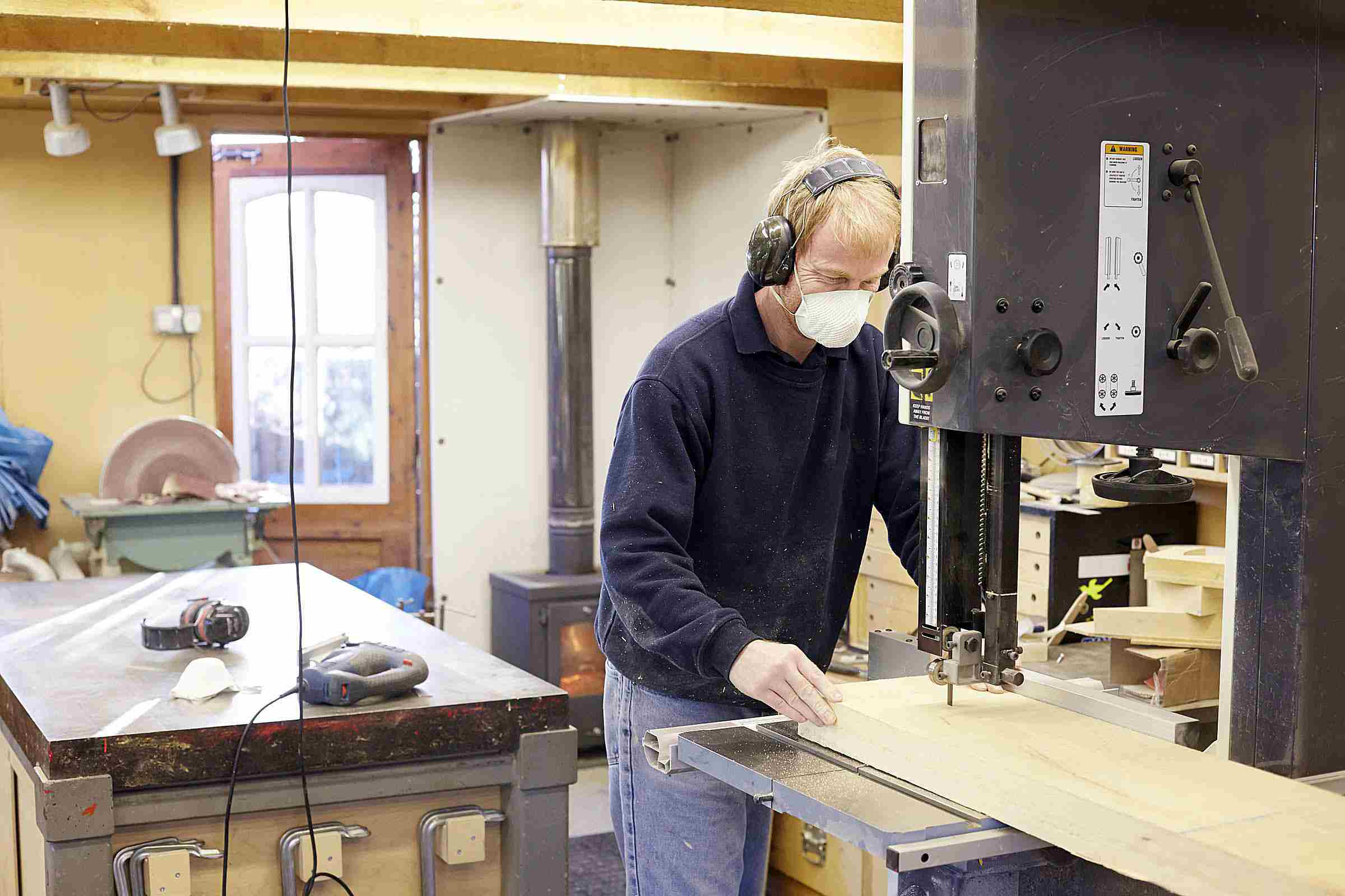 time saving tips for running a bandsaw sawmill