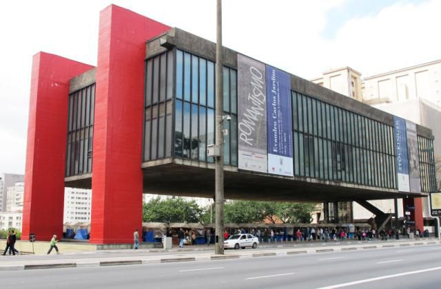 Best Art Museums in Brazil