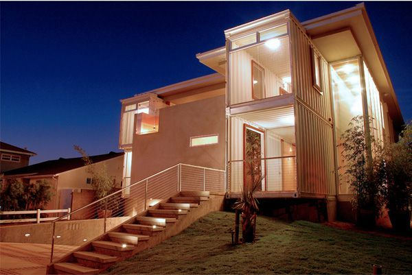 Shipping Container Homes: Thinking Inside the Box.