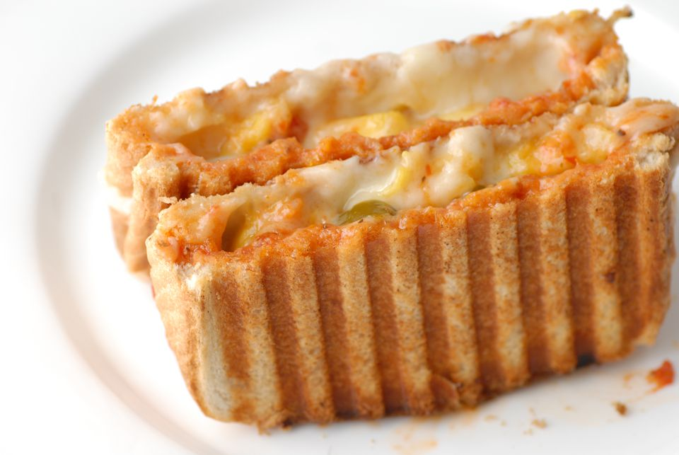 How to Make a Grilled Cheese in a Panini Press
