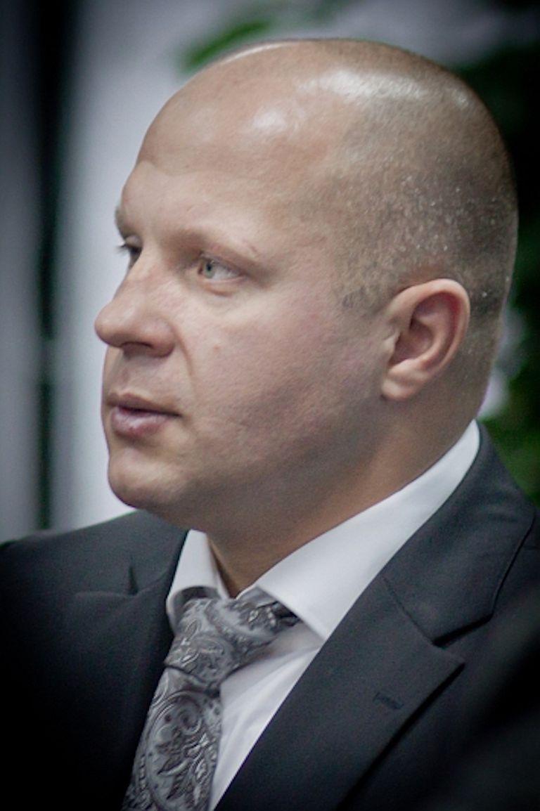 Fedor Emelianenko 2012