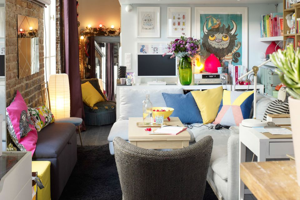Break This Rule  Less is More. Decorating Small Spaces  7 Outdated Rules You Can Break