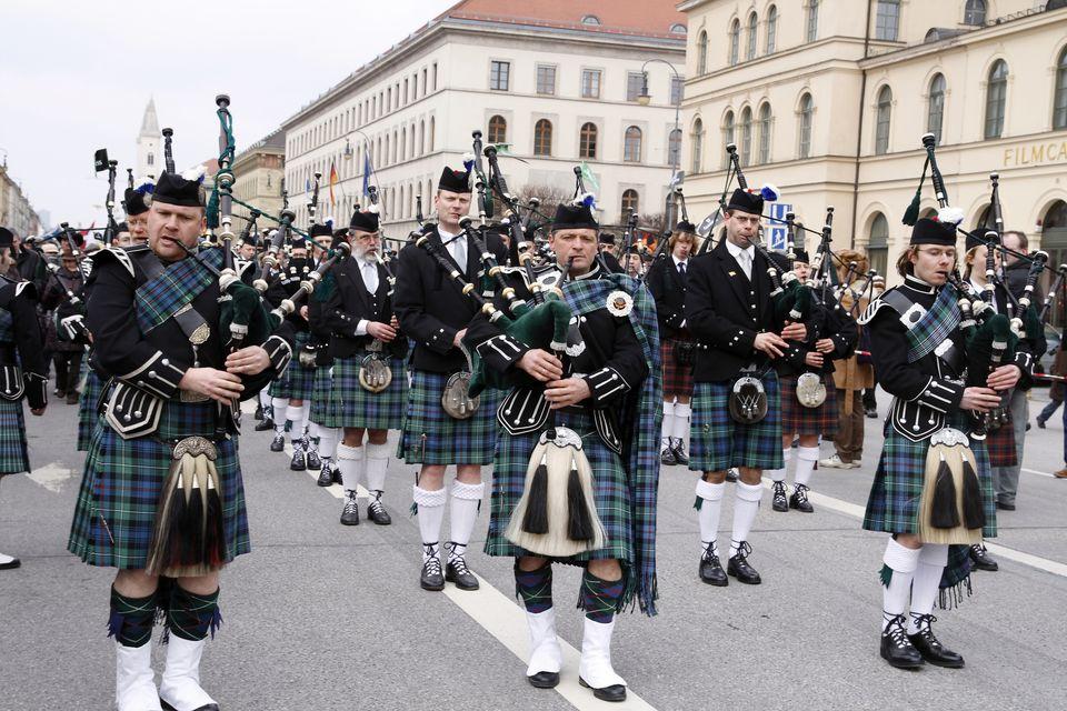 Munich, Germany St. Patrick's Day Parade