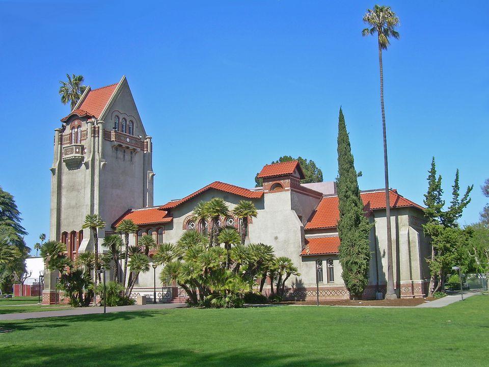 San Jose State University Tower Hall