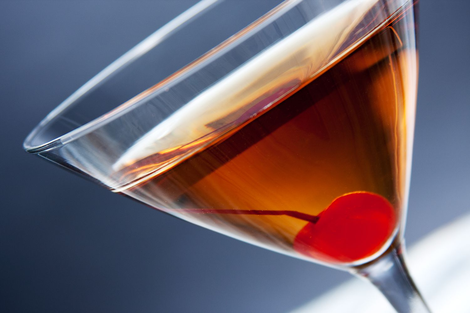 Perfect Manhattan Cocktail Recipe with Knob Creek