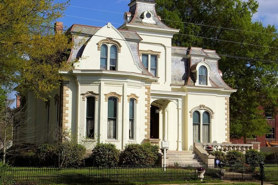 The Villa Marre Historic Home