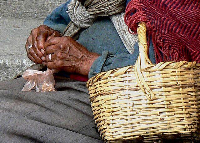 Los Objetivos de Desarrollo del Milenio no han logrado grandes avances en el reparto equitativo de los bienes.