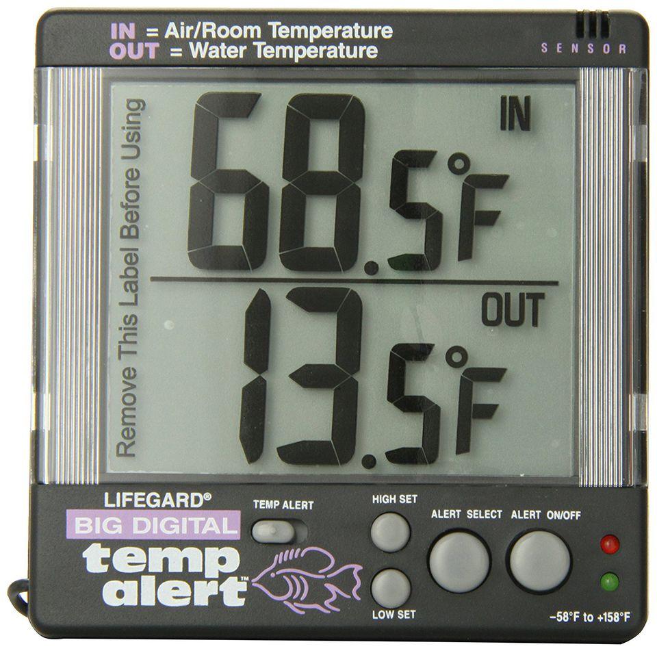 Aquarium Temperature Probe