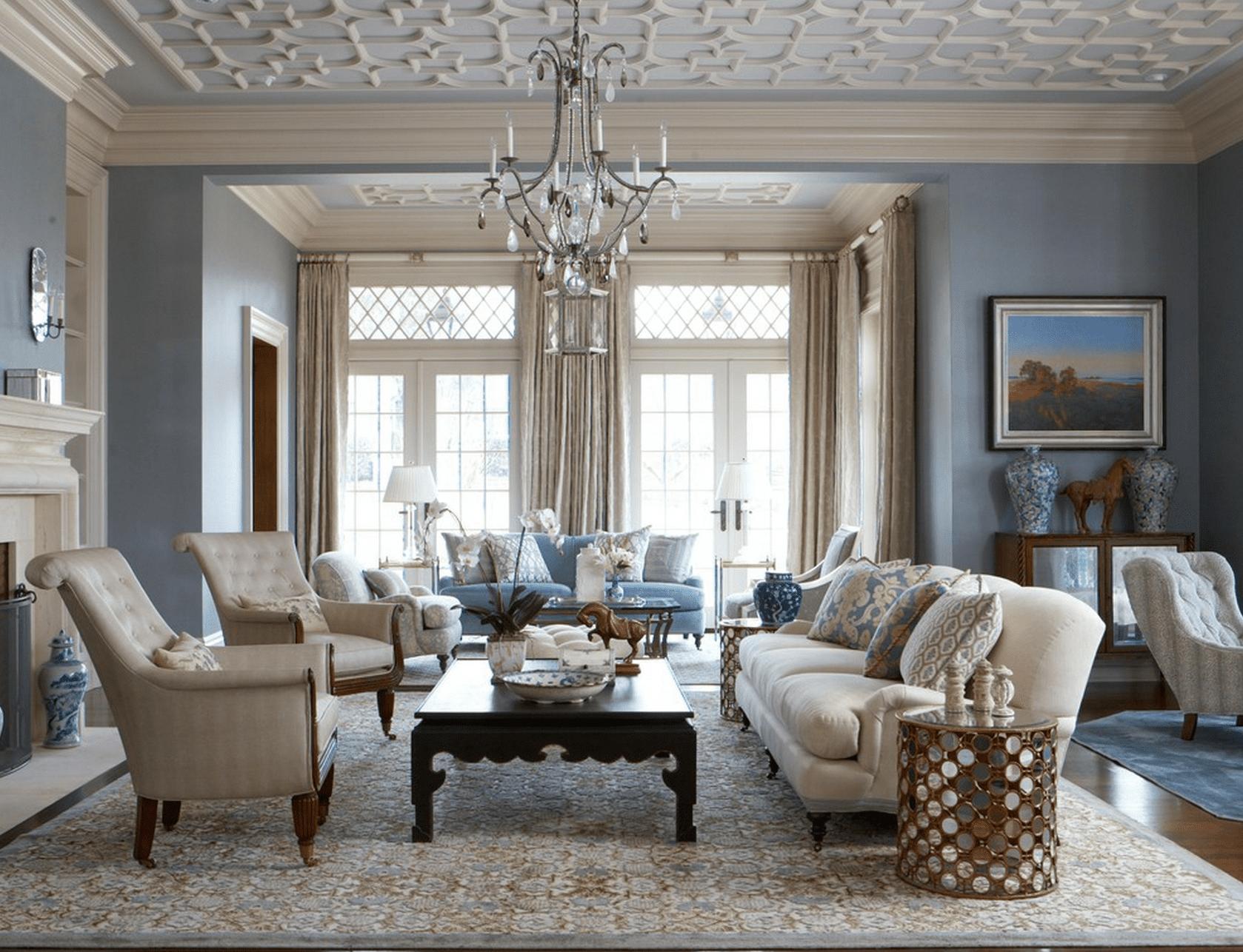 23 traditional living rooms - Traditional Living Rooms