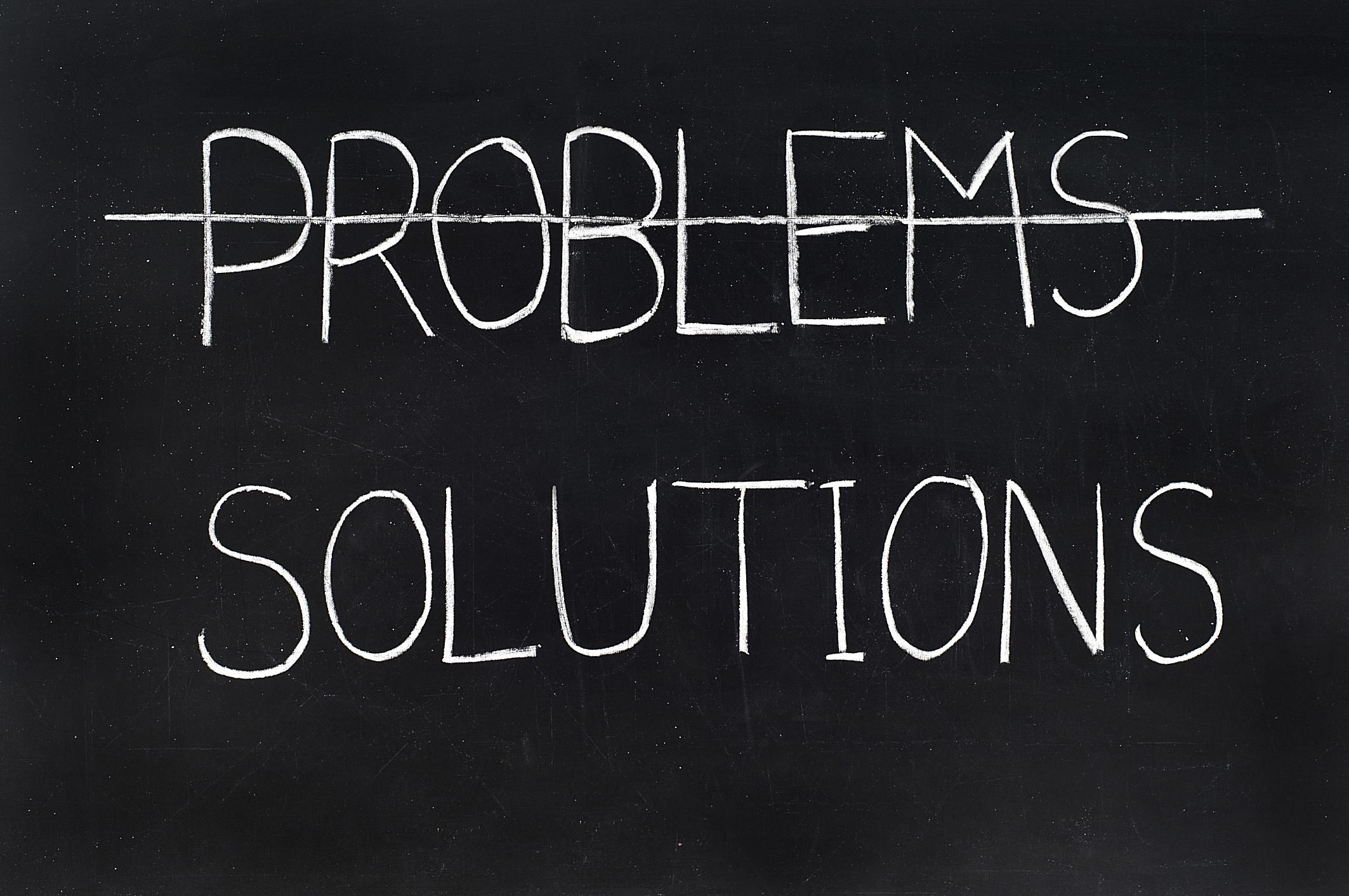 problem solving career