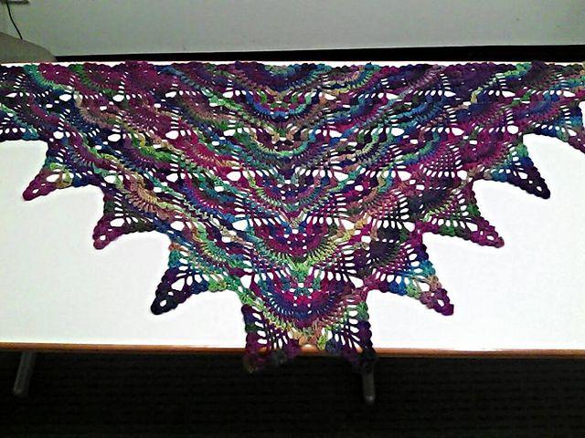 20 free crochet pineapple patterns pineapple crochet shawl free pattern dt1010fo