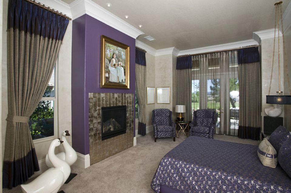 Hollywood Regency Bedroom Home Design Ideas, Pictures ...