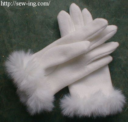 Ways to Make Gloves - Free Patterns and Tutorials