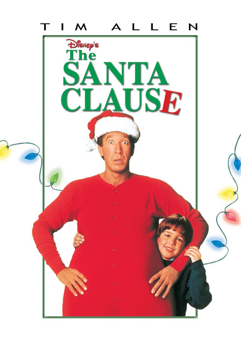 The Santa Clause cover