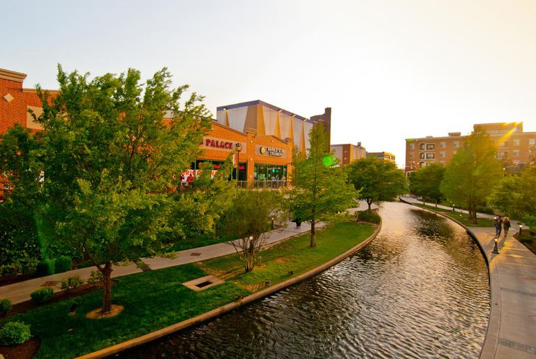 Oklahoma City's Bricktown