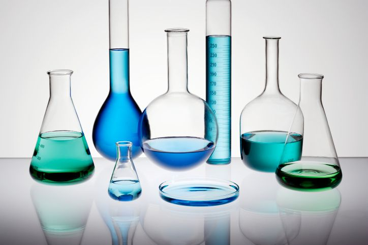 Expect to take many chemistry courses, as well as courses in other sciences and in math.