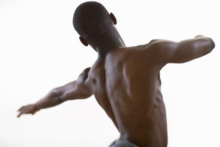 El baile ayuda a aumentar la fuerza muscualr