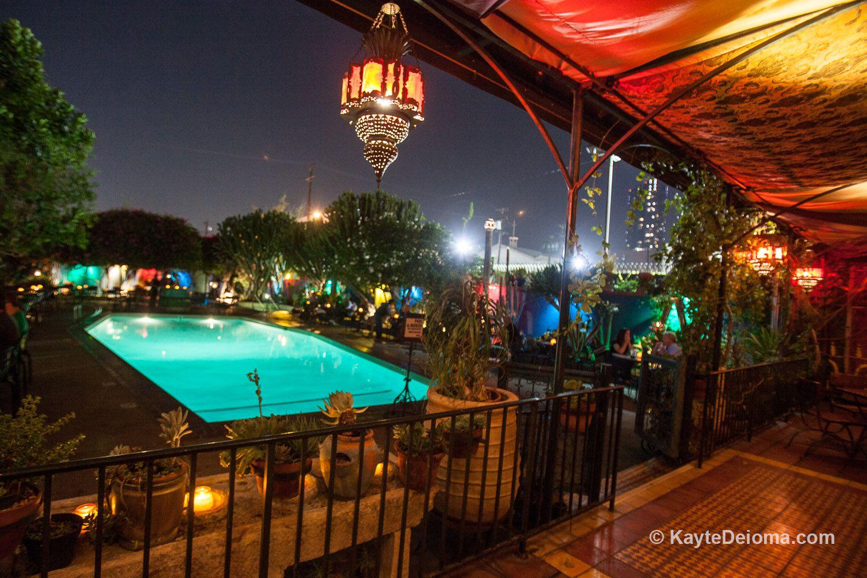 Best Los Angeles Hotel Bars