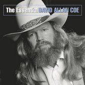 The Essential David Allan Coe album cover
