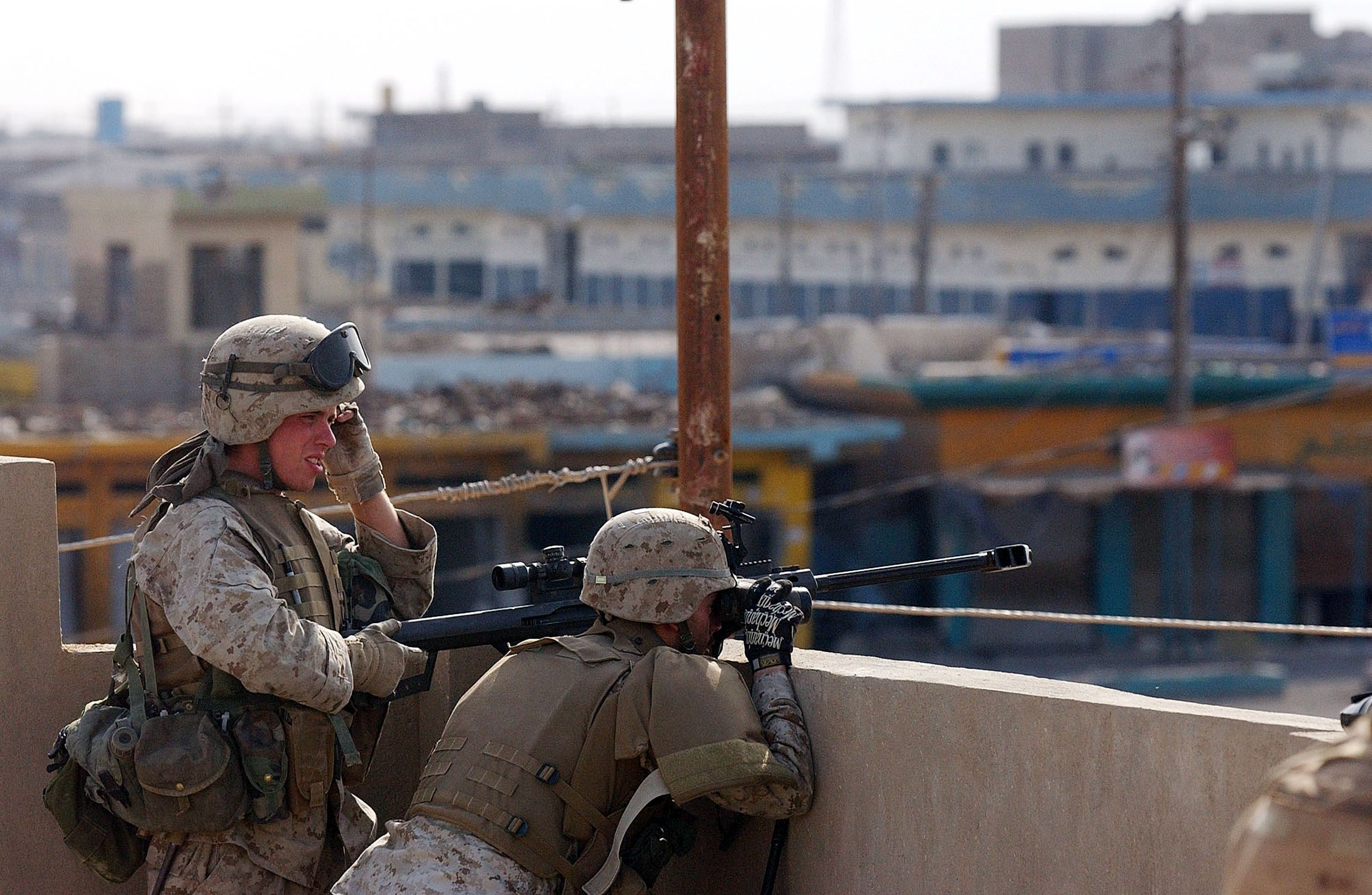 marine corps scout sniper mos 0317