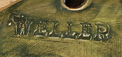 Weller Incised Mark