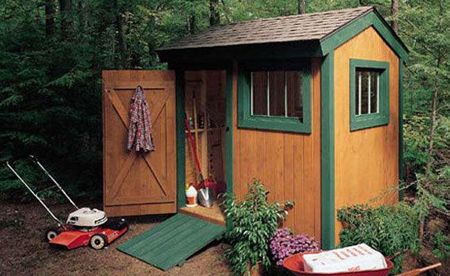 Garden Sheds Blueprints 21 free shed plans that will help you diy a shed