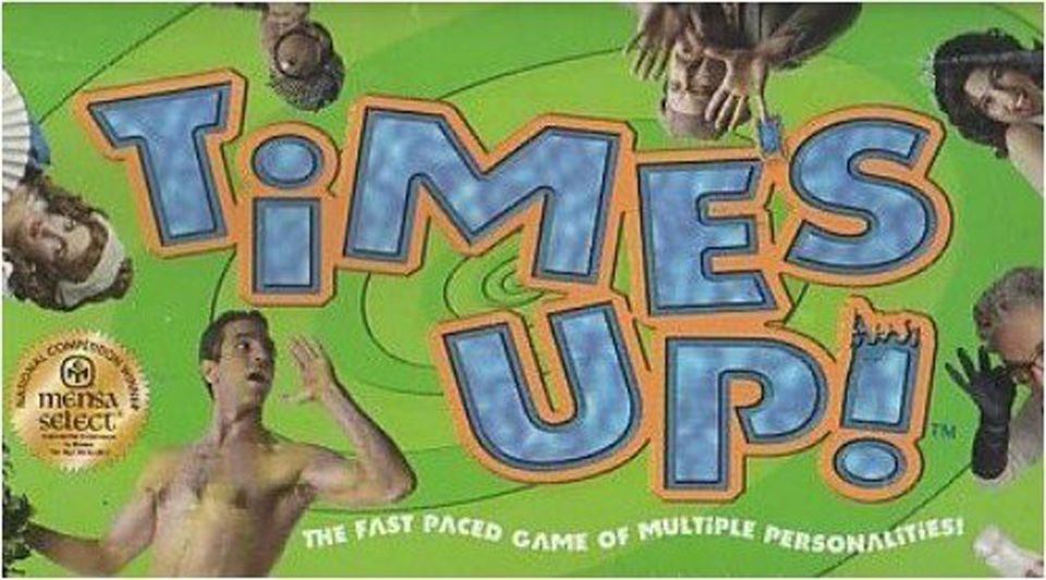 Time's Up Box Cover
