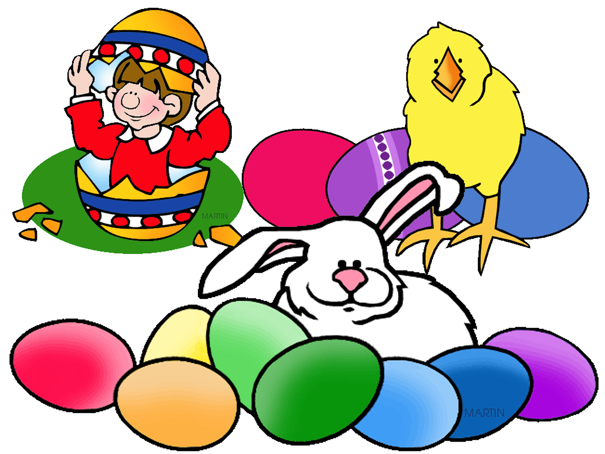 free easter stuff for everyone in the family