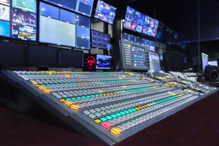 Video Mixer Switcher