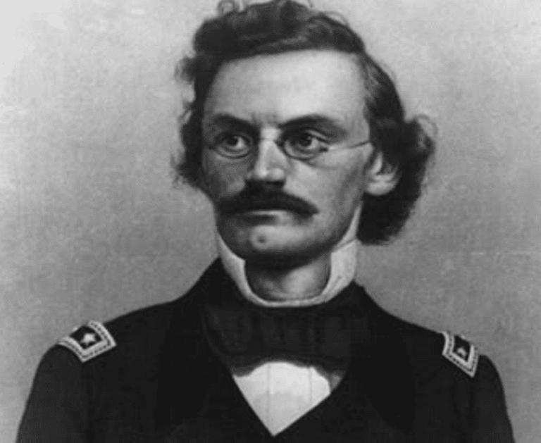 Carl Schurz during the Civil War