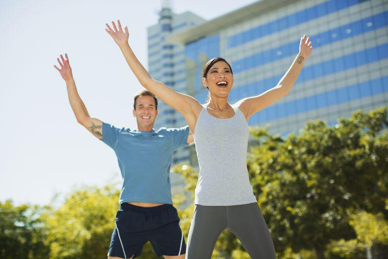 Beneficios del ejercicio en la sexualidad