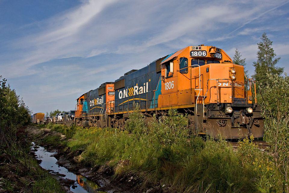 An Express Train Travels  Kilometers